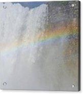 Magical Seven Colours Acrylic Print