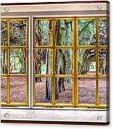 Magical Trees Acrylic Print