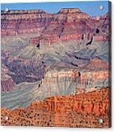 Magnificent Canyon - Grand Canyon Acrylic Print