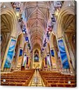 Magnificent Cathedral II Acrylic Print