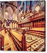 Magnificent Cathedral Acrylic Print