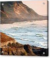 Magnificent Coast  Acrylic Print