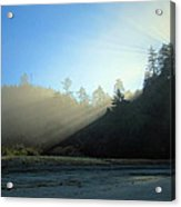 Magnificent Light One Acrylic Print