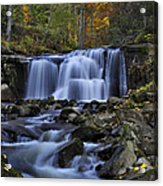 Magnificent Waterfall Acrylic Print