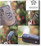 Magnum  Acrylic Print