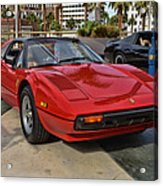 Magnum Pi Acrylic Print by Tommy Anderson
