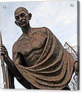 Mahatma Gandhi In Washington Acrylic Print