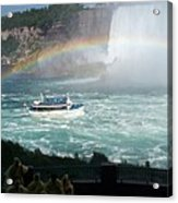 Maid Of The Mist -41 Acrylic Print