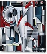Maiden Voyage Acrylic Print by Catherine Abel