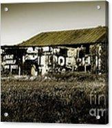 Mail Pouch Barn 7402 Acrylic Print