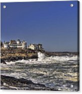 Main Coastline Acrylic Print