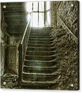 Main Staircase Acrylic Print
