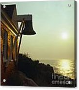 Maine Sunrise Acrylic Print