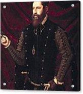 Ma�ip, Vicente 1480-1550. Portrait Acrylic Print