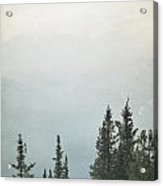 Majestic - Banff Acrylic Print
