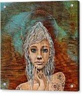 Majestic Girl #1 Acrylic Print