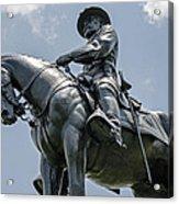 Major-general Oliver Howard  Acrylic Print