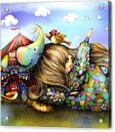 Make A Wish Acrylic Print
