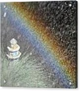 Make Your Own Rainbow Acrylic Print