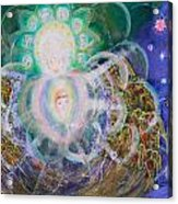 Creator Of The Universe Acrylic Print