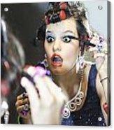 Makeup Acrylic Print