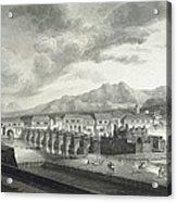 Malaspina Expedition. Philipines 1792 Acrylic Print