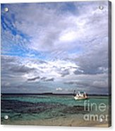 Maldives 08 Acrylic Print by Giorgio Darrigo