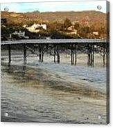 Malibu Beach California Acrylic Print