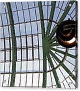 Mall Of Emirates Skylight Acrylic Print
