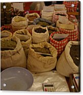 Mallorca Herbs And Spices Acrylic Print