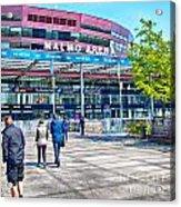 Malmo Arena 05 Acrylic Print