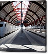 Malmo Central Station Acrylic Print