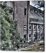 Malt Factory. Acrylic Print