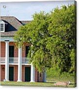 Malus Beauregard House Acrylic Print