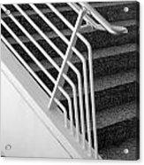 Mam Art Deco Stairs Acrylic Print