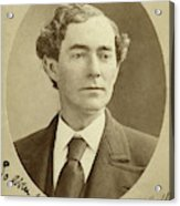 Man, 1874 Acrylic Print
