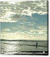Man And The Sea Acrylic Print