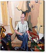 Man At 50... Acrylic Print