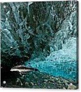 Man Cave Acrylic Print