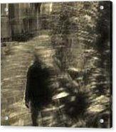 Man Walking Acrylic Print