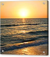 Manasota Key Sunset Acrylic Print