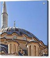 Manavgat Mosque Acrylic Print