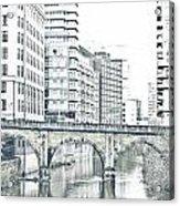 Manchester Acrylic Print