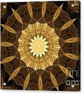 Mandala 014-1 Acrylic Print