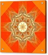 Mandala 014-2 Acrylic Print