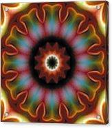 Mandala 101 Acrylic Print
