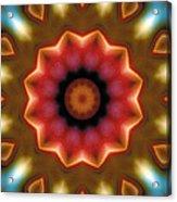 Mandala 103 Acrylic Print