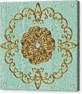 Mandala #114 Acrylic Print