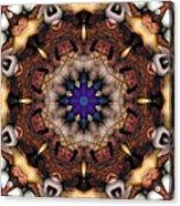 Mandala 18 Acrylic Print