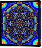Mandala 2 Acrylic Print